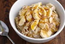 Oats for breaky