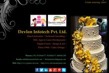 Cake-i-Design - Online Cake Designer / 'Cake-i-Design' is the latest HTML5 based Online Cake Designing Tool which can be easily integrated with your existing website as a module with a comprehensive and robust back end.