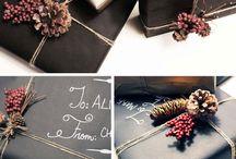 presents & favours