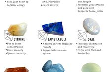 Crystals,Gems and Ores
