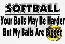 softball/ sports