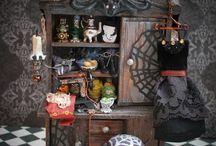 miniature doll house ideas