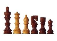 Chess Pieces / Carving your own chess pieces can be rewarding. After all, what can be better than playing the game you love with the pieces you've made? Most chess sets sold today use a wood turner to make the symbolic pieces.