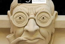 Stone Works and Carving / Iconic Stone carving and restoration