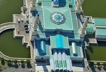 Mosques the most holy place