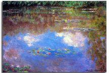 Claude Monet (Ninfee)