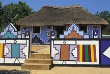 Ndebele painting / Art