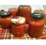 аджика и соусы