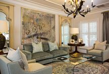 Lounges and Living Spaces