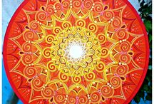 Mandalas / Art & Meditation