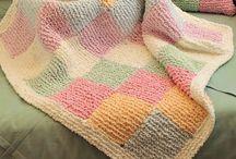 Crochê e Tricot / Peças em crochê e Tricot - bebês