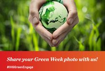 Green Week / Our Corporate initiative for sustainable environment