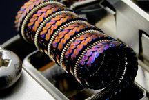 Vape coils build