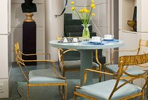 Dining Areas / Entertain, celebrate and decorate your dining room in a way that is simple, affordable and totally you.