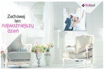Ślubne wspomnienia / Zachowaj ten najważniejszy dzień - wydrukuj u nas fotoobraz!  bit.ly/FeebyFotoObrazy