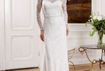 Bridal dresses in store