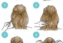 How to - Hair
