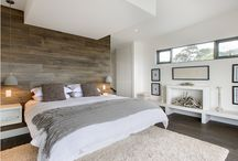 Rustic Modern bedroom