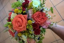Scented Wedding Flowers