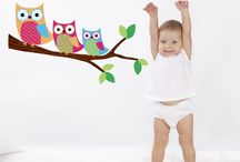 Home Sweet Home / #wall stickers nursery #wall stickers kids #wall stickers tree