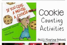 Laura Numeroff - Author Study and Book Activities / Preschool Activities and Author Study Resources for Preschool