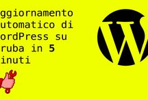 Tutorial wordpress / Semplici tutorial sulla piattaforma wordpress