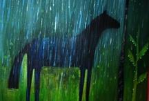 rain and water