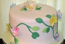 Spring Cakes / www.eloisespastries.com