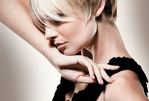 Short haircuts / the latest fashion for short haircuts