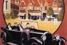 Peugeot affiche/poster