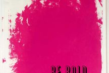 illustration / pink&bold