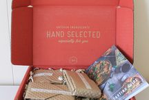 Subscription Boxes---MAILED TO YOU! / Things we all 'need'