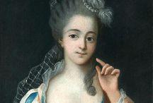 18th century masks