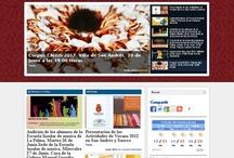 Diseño web / Trabajos de Diseño Web de javiersebastian.es