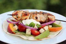 Food: Grill og sommermat