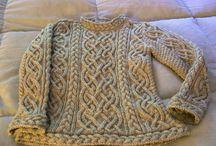 My knit list