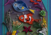 Quilling Ideas / by Rene Haskins