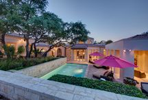 The Dominion / Located in the Texas Hill Country on the far northwest side of San Antonio is The Dominion an exclusive gated community.  Around since the 1980s, the homes range from garden homes to luxurious mansion estates surrounded by world-class golf course. #SanAntonio #Luxury #Home