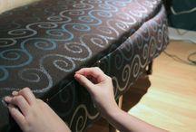 Rénover divan
