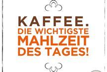 Kaffee - die besten Zitate  | J.J. Darboven / Unser liebstes Heißgetränk in Worten. #WirliebenKaffee