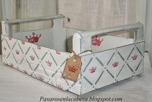 Cajas De Fresas Decoradas