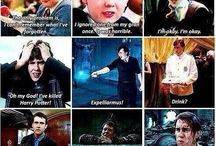 Harry Potter and Disney