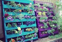 Deck Garden Design