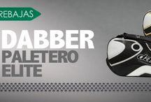 Paleteros de Padel DABBER