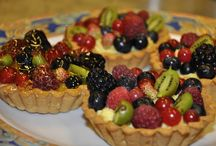 Italian Sunday! Frutta di Crostata- Italian Fruit Pie with Chef Filomena / Here are some photos of our Italian Fruit Pie! For the recipe, check out our Facebook page at https://www.facebook.com/cookingvacationsitaly?ref=tn_tnmn