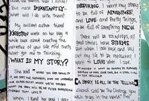 Journal / by Linda foltz