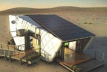Solar házak
