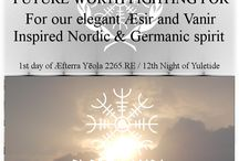 English Asatro - Ásatrú 2015 (2265.RE) / Asatru articles, Political Articles, Germanic & Nordic tradition and heritage, modern and ancient, pure, spiritual, philosophical, folkish and relevant to modern life.