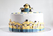 • Taarten en cup cakes •