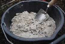 wood ash uses / by Virginia Butler